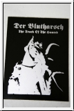 DER BLUTHARSCH The Track Of The Hunted Sticker