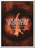 V/A Cold Meat Industry Live in Australia DVD