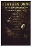 DEATH IN JUNE 30th Anniversary Tour Sticker