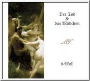 DER TOD UND DAS MÄDCHEN D-Moll CD