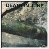 DEATH IN JUNE Operation Hummingbird CD