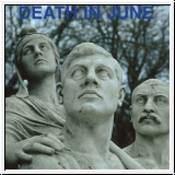 DEATH IN JUNE Burial CD