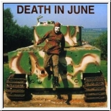 DEATH IN JUNE Abandon Tracks CD