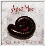AGHAST MANOR Penetrate CD