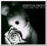 SPIRITUAL FRONT Song For The Will CD