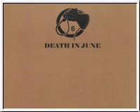 DEATH IN JUNE Live In Germany 1993 CD (Whiphand)