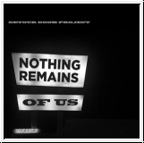 DETOUR DOOM PROJECT Nothing Remains Of Us CD