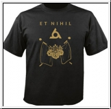 ET NIHIL Nor Am I Shirt Men S