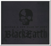 BOHREN & DER CLUB OF GORE Black Earth CD