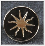 COIL Chaos Star Pin