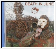 DEATH IN JUNE The Rule Of Thirds CD Re-Release