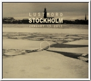 LUSTMORD Stockholm January 15 2011 CD