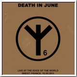 DEATH IN JUNE Live At The Edge Of The World 7