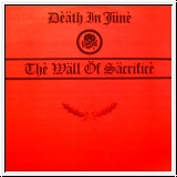 DEATH IN JUNE The Wall Of Sacrifice LP