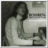 BOHREN & DER CLUB OF GORE Piano Nights 2LP / CD