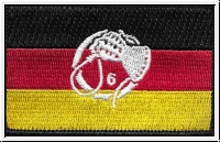 DEATH IN JUNE Death Of The West German Whiphand Patch