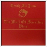 DEATH IN JUNE The Wall Of Sacrifice Plus CD / 7