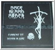 DEATH IN JUNE / CURRENT 93 / DOGS BLOOD ORDER Dogs Blood Order 1