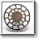 SUN WHEEL Metal Pin