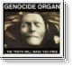 GENOCIDE ORGAN The Truth Will Make You Free CD