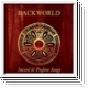 BACKWORLD Sacred & Profane Songs CD